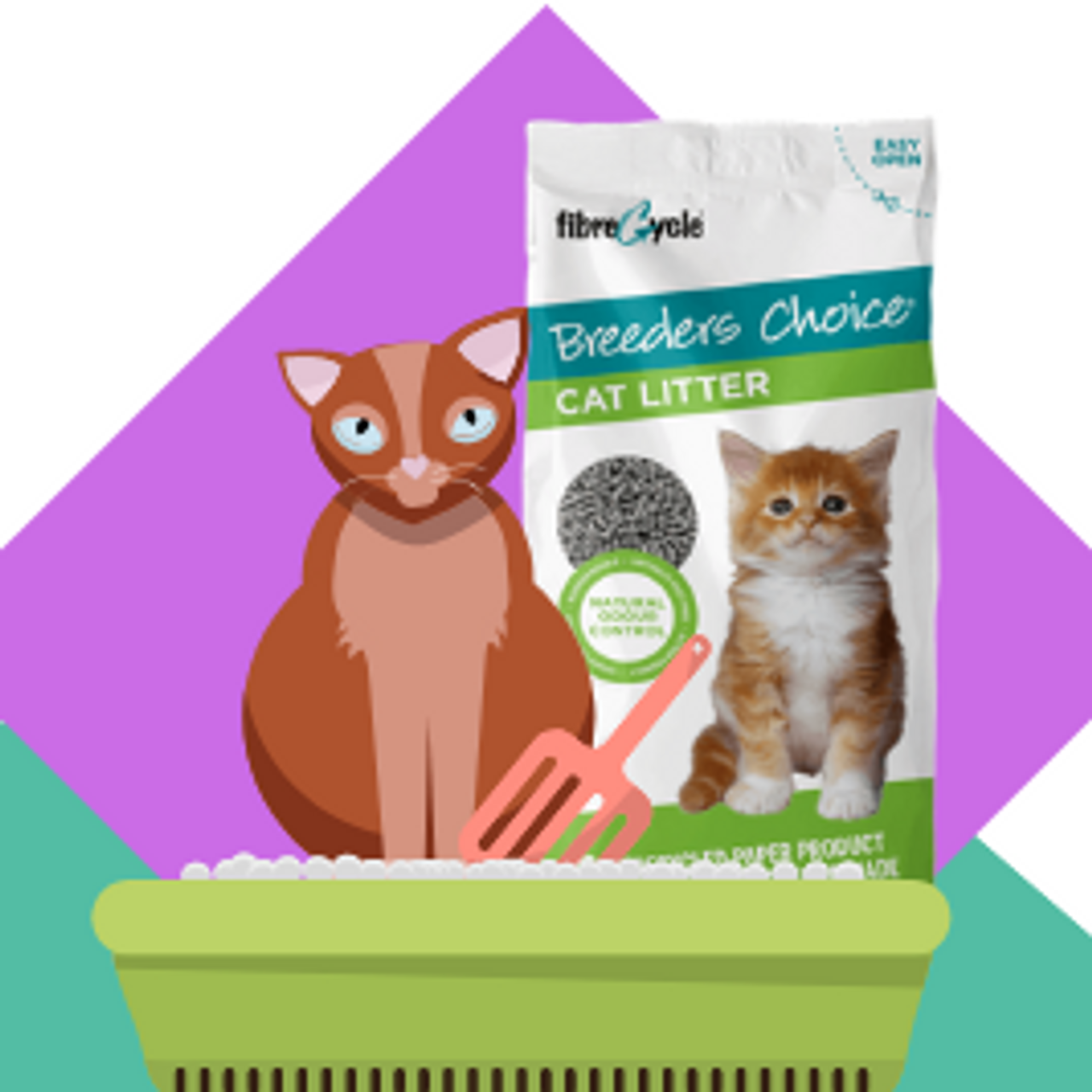 CAT Litter and Bedding