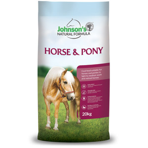 Johnsons Horse and Pony 20kg