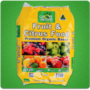 Growbetter Fruit and Citrus Food