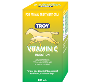 Troy Vitamin C Injection 100mls