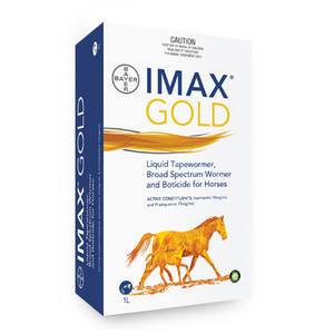 Imax Gold - Broad-Spectrum, Tape and Bot 2500kg 50ml