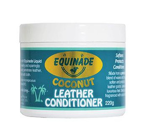 Equinade Coconut Leather Conditioner 220g