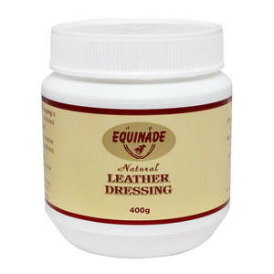 Equinade Natural Leather Dressing 400g