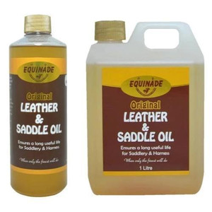 Equinade Original Leather and Saddle Oil