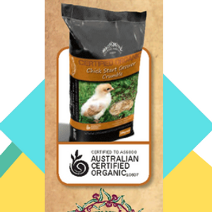 Country Heritage Chick Starter & Grower, Organic