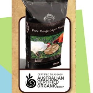 Country Heritage Organic Chicken Feeds - 20kg