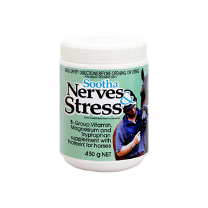 Sootha Nerves and Stress 450g