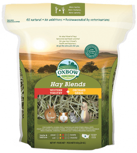 Oxbow Hay Blends- Western Timothy & Orchard Grass