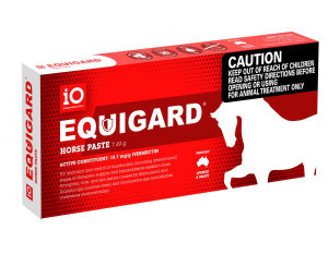 EquiGard Red (roundworm, strongyles, bot) (ivermectin)