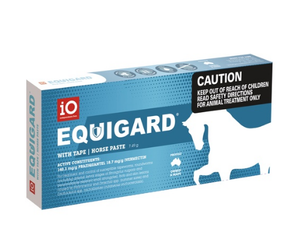 EquiGard Blue With Tape (praziquantel and Ivermectin)