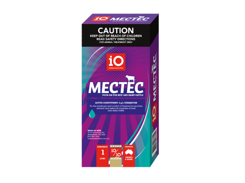 Mectec Cattle Pour-on