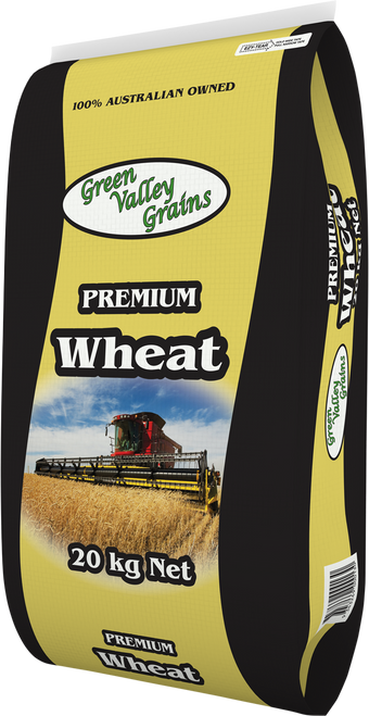 Green Valley Grain - Wheat 20kg