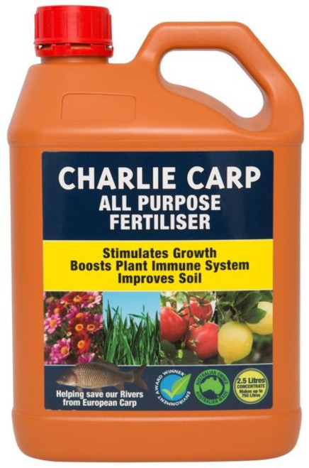 Charlie Carp Liquid Fertiliser - 2.5 litre