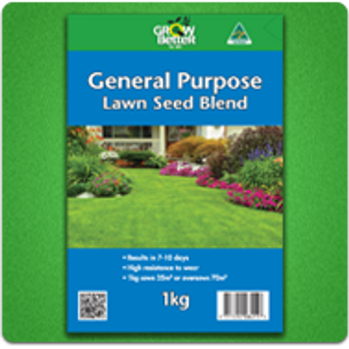 General Purpose Lawn Seed - 1kg