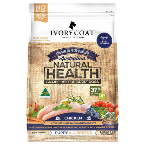 Ivory Coat Puppy - Premium Grain Free