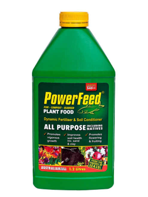Seasol Powerfeed Plant Food concentrate