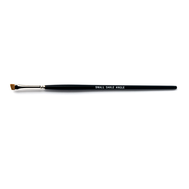 Small Sable Angle Brush