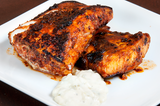 Blackened Cod (Blackening Rub)