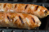 Homemade Jalapeno Cheddar Bratwurst