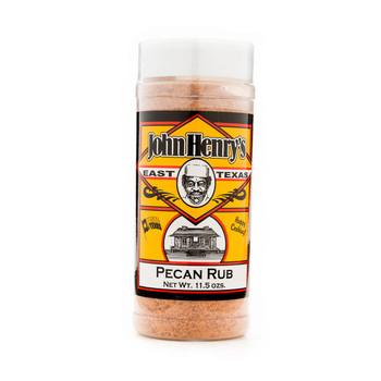 John Henry's Pecan Rub