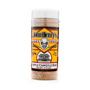 John Henry's Apple Chipotle Rub