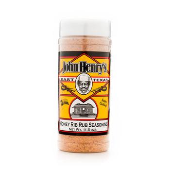 John Henry's Honey Rib Rub Seasoning