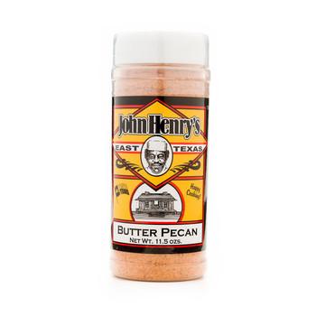 John Henry's Butter Pecan Rub Seasoning
