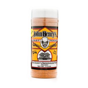 John Henry's Big Daddy Smokehouse Rub