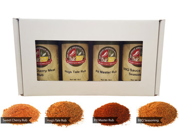 Barbecue Seasoning Kit