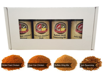 Kickin' Chicken Spice Kit