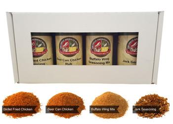 Kickin' Chicken Spice Kit