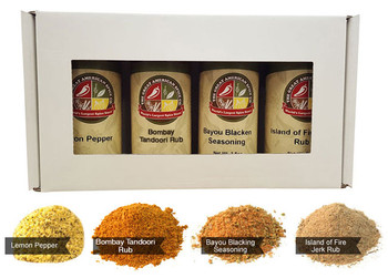 Seafood Seasoning Kit