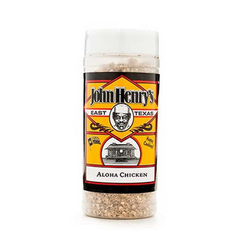 John Henry's Aloha Chicken & Fish Rub