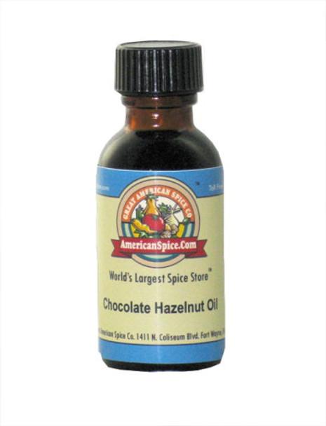 Chocolate Hazelnut Oil