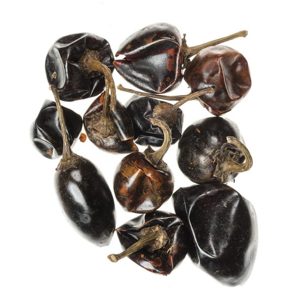 Cascabel Chile Peppers Whole
