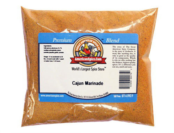 Cajun Marinade