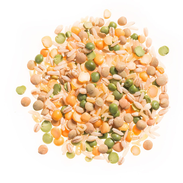 Hearty Dry Bean Soup Mix