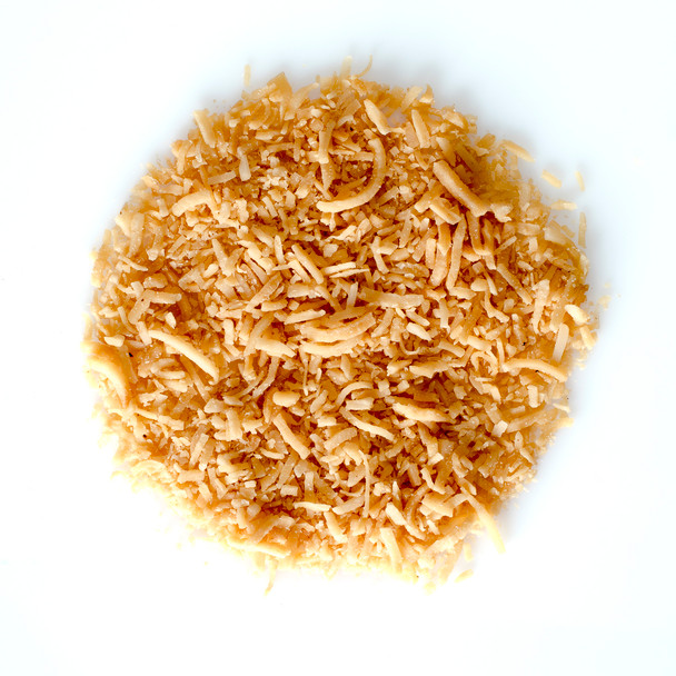 Golden Toasted Coconut