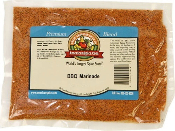 BBQ Marinade