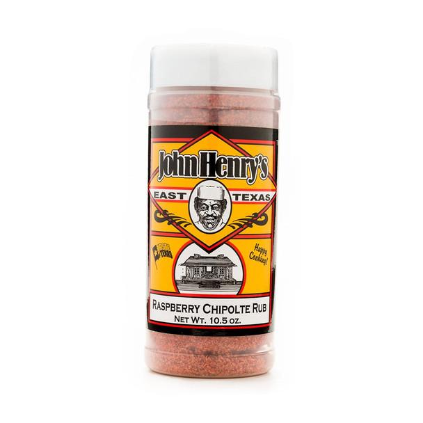 John Henry's Raspberry Chipotle Rub