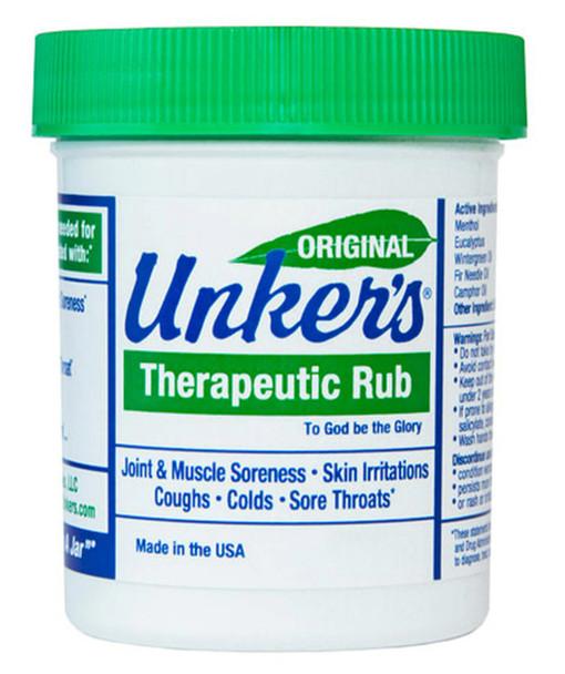 Original Unker's Therapeutic Salve