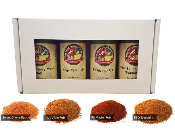 Barbecue Seasoning Kit
