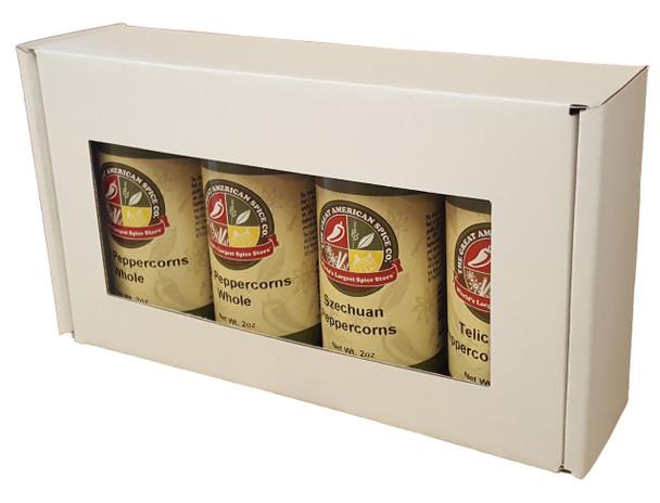 Whole Peppercorn Kit