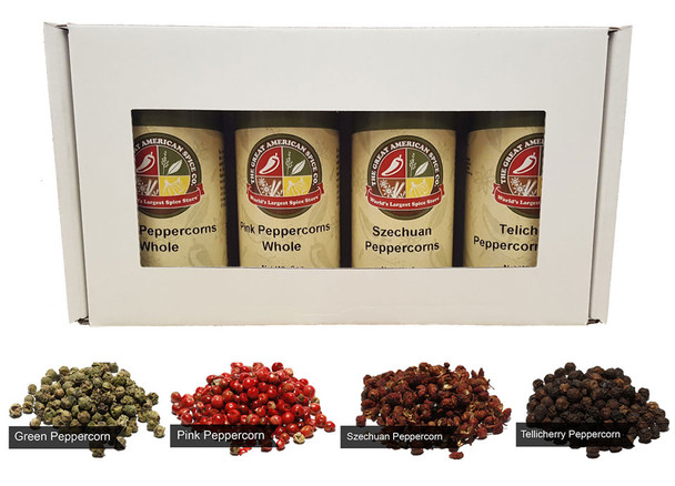 Whole Peppercorn Kit