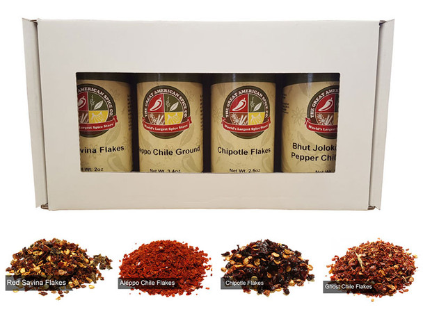 Chile Flakes Spice Kit