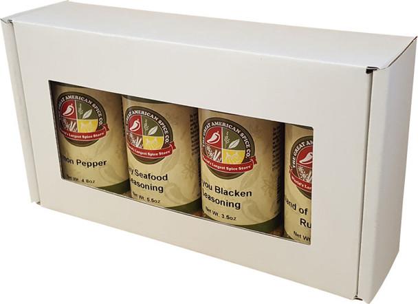 Seafood Spice Kit