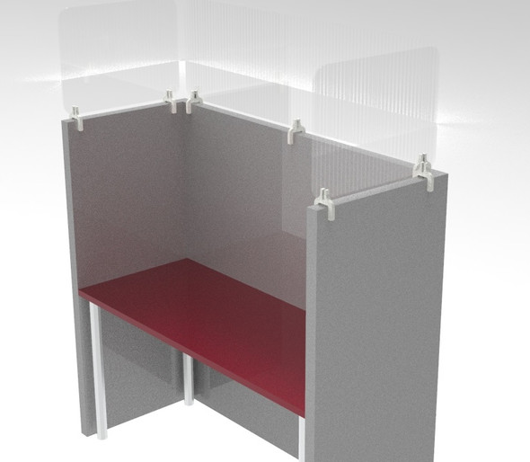 corrugated twinwall panels offer an economical and lightweight alternative to  standard polycarbonate or acrylic panels