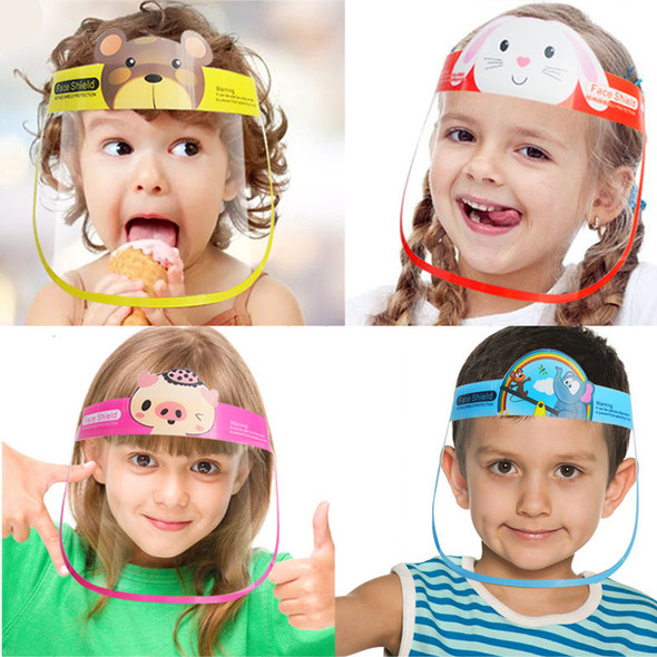 Children's disposable face mask for schools and daycares 1
