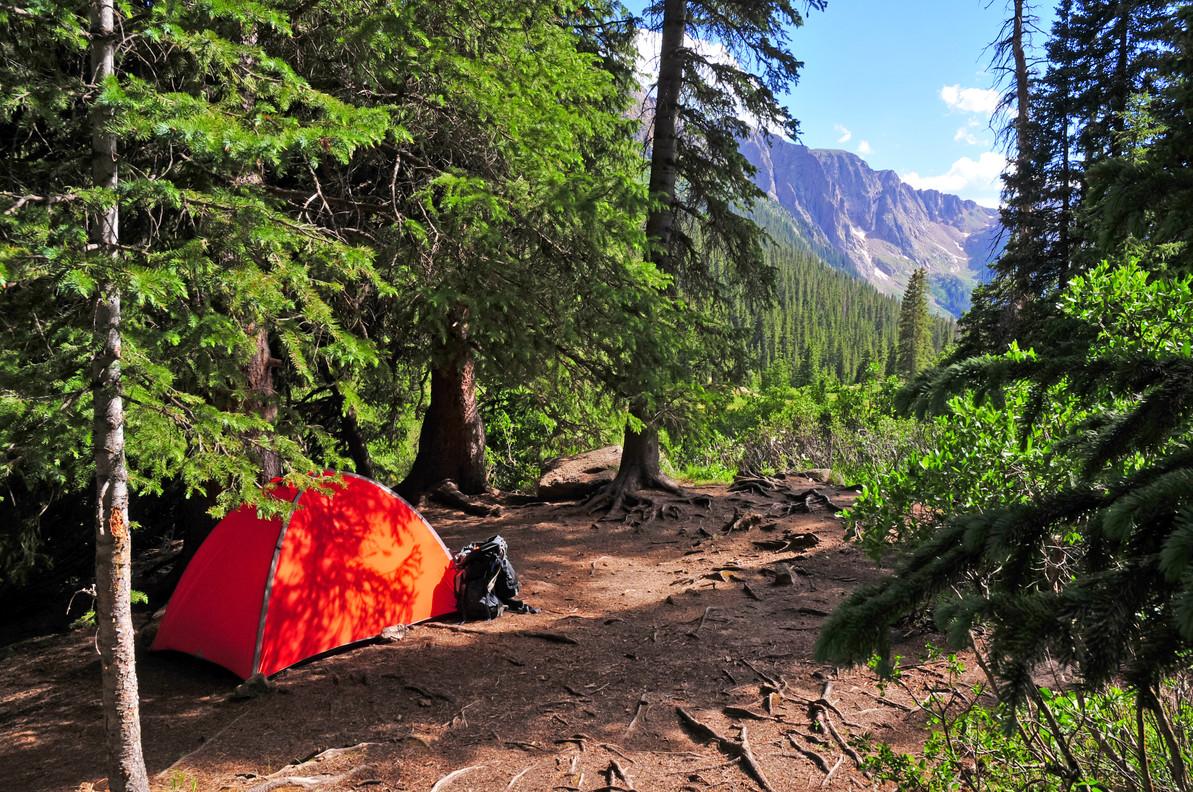 RV vs. Tent Camping