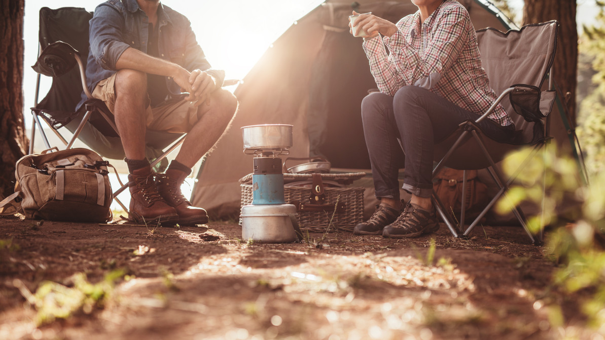 Trail Cooking: How to